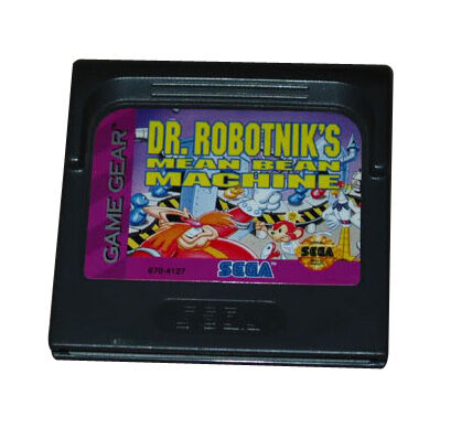 Dr. Robotnik's Mean Bean Machine (Sega Game Gear, 1993)  002