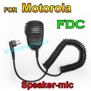 Speaker-microphone-FDC-FD-150A-FD-160A-FD-450A-FD-460A