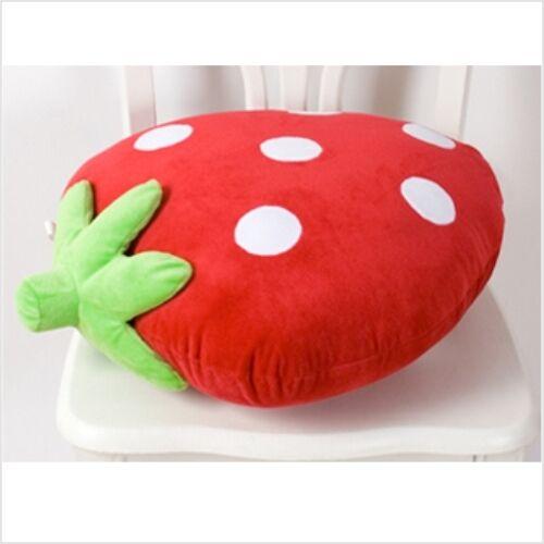 New kawaii Strawberry Cushion Pillow ~Red