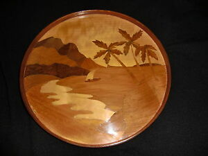 Art-Deco-Marquetry-Rowley-Gallery-tray-panel-in-nice-condition-with-label