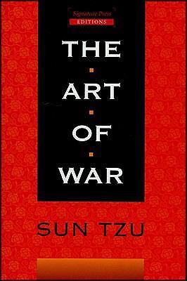 The Art of War by Sun-Tzu (2003, Paperback)