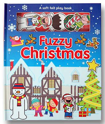 Fuzzy Christmas-ExLibrary