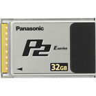 Panasonic 64GB P2 Card - OEM - AJ-P2E064XG