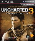 Uncharted 3: Drake's Deception -- Game of the Year Edition (Sony PlayStation 3, 2012, DVD-Box)
