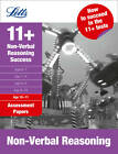 Non-Verbal Reasoning Age 10-11: Assessment Papers by Letts Educational (Paperback, 2009)