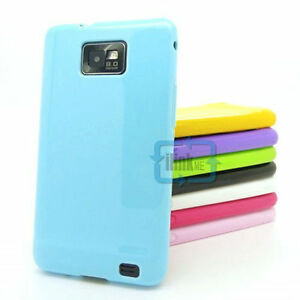 COLOR-TPU-RUBBER-CANDY-CASE-BUMPER-COVER-For-Samsung-Galaxy-S2-i9100-I777-AT-amp-T