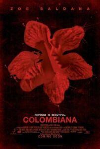 COLOMBIANA-original-27x40-D-S-movie-poster-ZOE-SALDANA