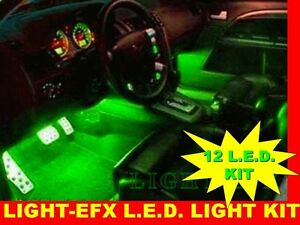 GREEN-INTERIOR-LIGHTS-KIT-HONDA