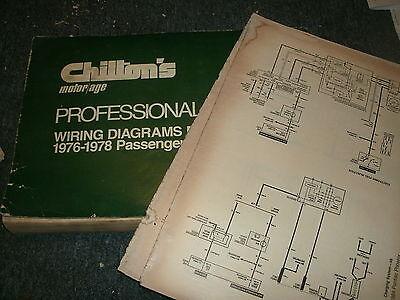 1976 cadillac seville deville eldorado fleetwood wiring diagrams sheets |  ebay  ebay