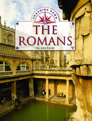 Butterfield, Moira, The Romans in Britain (Tracking Down), Very Good Book