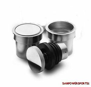 CUSTOM-POP-UP-SMOOTH-TOP-GAS-FUEL-TANK-STAINLESS-VENTED-CAP-AND-WELD-IN-BUNG-KIT