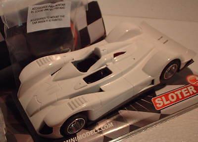 Dashing Sloter 9507 Zytek Racing White Weiß FÜr Dekorieren Und Anpassen Easy To Use