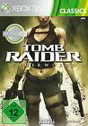 Tomb Raider: Underworld (Microsoft Xbox 360, 2011, DVD-Box)
