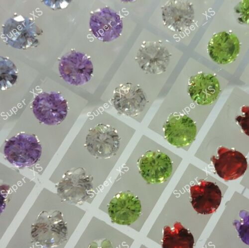 Wholesale jewelry lots 36pairs acrylic & stainless steel earrings free shipping