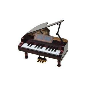 Children music educational piano toy electronic mini small for Small grand piano