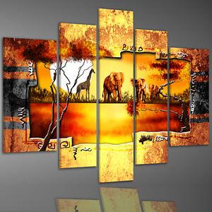 xxl leinwand leinwandbilder bild bilder 6699m afrika. Black Bedroom Furniture Sets. Home Design Ideas