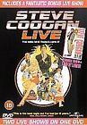 Steve Coogan - Live 'N' Lewd / The Man Who Thinks He's It (DVD, 2010)
