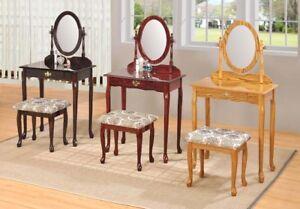 Queen-Anne-Vanity-Bench-Makeup-Table-Set