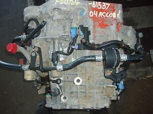 03 07 accord automatic transmission 4 cylinder honda ebay. Black Bedroom Furniture Sets. Home Design Ideas
