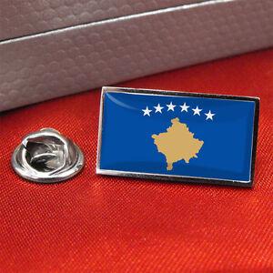 Kosovo-Distintivo-Di-Bandiera-Lapel-Pin-Fermacravatta