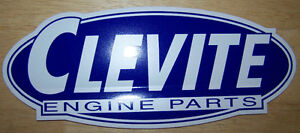 CLEVITE-Stickers-Oval-Shaped-Sold-as-Pairs