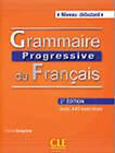 Grammaire progressive du francais - Nouvelle edition: Livre debutant & CD by Roger Judenne (Mixed media product, 2010)