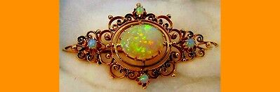 Ruth's opal jewelry