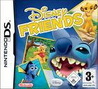 Disney Friends (Nintendo DS, 2008)