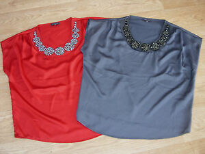 Embellished-Neck-Top-Designer-PIED-A-TERRE-RRP-75