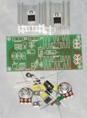 30 AMP PWM  DC motor speed controller Adjustable up to 10 kHz HHO Controller KIT