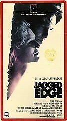 Jagged-Edge-VHS-1985-Glenn-Close-Jeff-Bridges-Peter-Coyote-Robert-Loggia