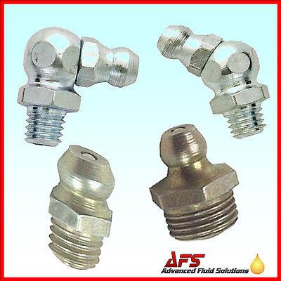 Hydraulic Mini Grease Nipple Steel Zinc Plated Lubrication Fitting LUMATIC EP2