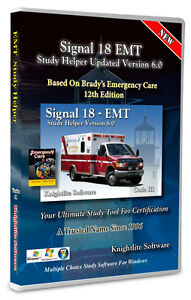 Study Software For EMTs, Paramedics, Firefighters ...