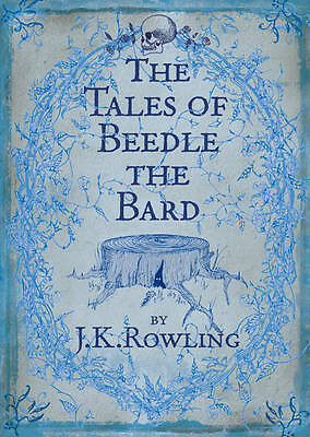 The Tales of Beedle the Bard, Standard Edition, J. K. Rowling, Hardcover, New