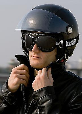 NEW BARUFFALDI SUPER COMPETITION for PRESCRIPTION GOGGLES Motorcycle Rider Racer