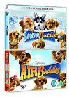 Snow Buddies/Air Buddies (DVD, 2008, 2-Disc Set, Box Set)