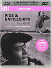Pigs And Battleships /Stolen Desire (Blu-ray and DVD Combo, 2011, 2-Disc Set)