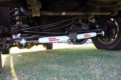 Dodge Ram 2500 (2003-2013) / 3500 (2003-2012) Dual Steering Stabilizer Kit