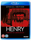 Henry - Portrait Of A Serial Killer (Blu-ray and DVD Combo, 2011, 2-Disc Set)