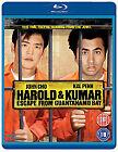 Harold And Kumar Escape From Guantanamo Bay (Blu-ray, 2008)