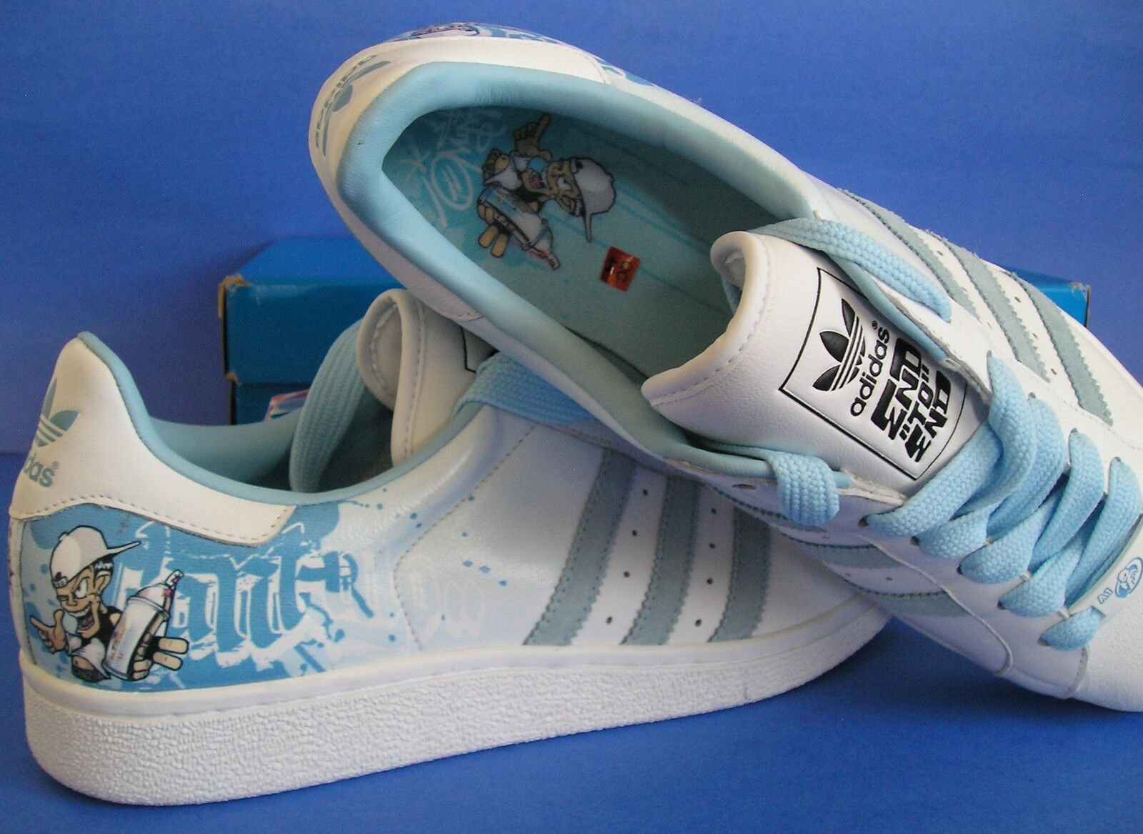 Adidas PRO LAWN A1/C2 END TO END Trainers Stan Smith superstar gazelle Shoes~12-