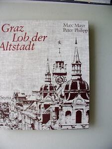 Graz Lob der Altstadt 1984 Steiermark - Eggenstein-Leopoldshafen, Deutschland - Graz Lob der Altstadt 1984 Steiermark - Eggenstein-Leopoldshafen, Deutschland