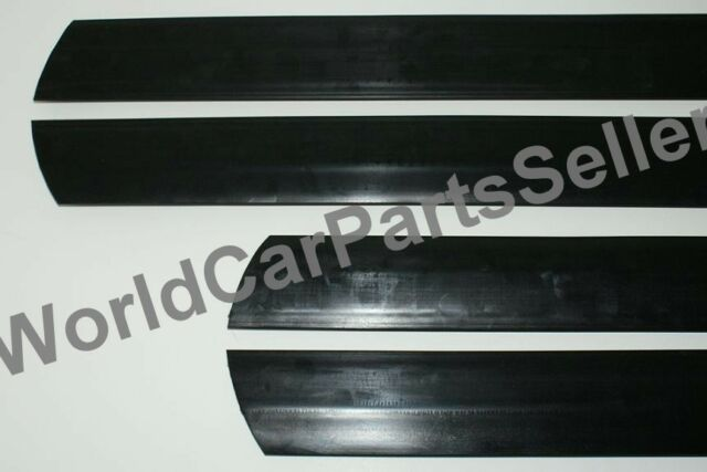 AUDI C4 100 A6 1991-1997 Side Bottom Moldings Trims Set