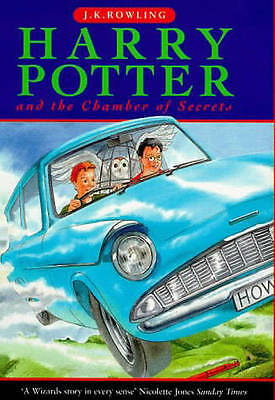 Harry Potter and the Chamber of Secrets (Book 2) - J. K. Rowling - Very Good - 0
