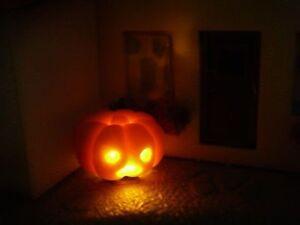 F29 TT + N Halloween Kürbis mit Beleuchtung - ein Blickfang auf jeder Anlage