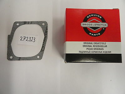GENUINE BRIGGS AND STRATTON ROCKER COVER GASKET 272323 - genuine Briggs parts