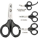 Master Grooming Tools Pet Nail Clipper Trimmer Scissors for Small Dogs Cats Birds & Ferrets Medium (...