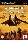 Star Wars: Episode II - The Clone Wars (Sony PlayStation 2, 2003, DVD-Box)