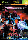 MechAssault (Microsoft Xbox, 2002, DVD-Box)