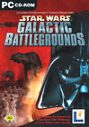 Star Wars: Galactic Battlegrounds (PC, 2001, DVD-Box)